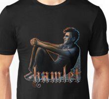 Hamlet Shakespeare David Tennant Rogue and Peasant Slave Unisex T-Shirt