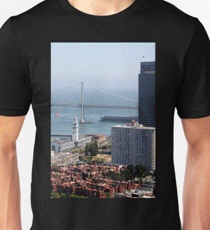 Bay Bridge Unisex T-Shirt