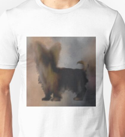Bill the Yorkie Unisex T-Shirt