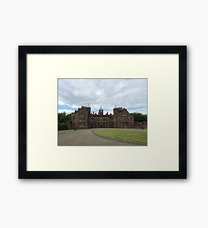 Aston Hall Framed Print