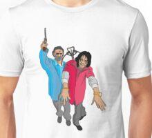 Walking Dead Rap - Rick Rhymes And MC Dixon Unisex T-Shirt