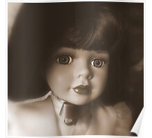 A Doll in the Vintage Style Poster