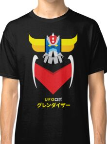 Grendizer - Color and japanese writing Classic T-Shirt