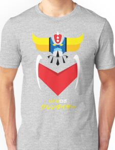 Grendizer - Color and japanese writing Unisex T-Shirt
