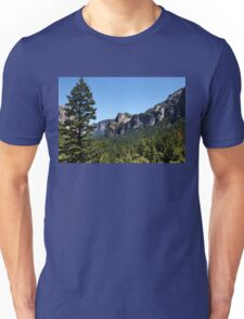 Yosemite National Park Unisex T-Shirt