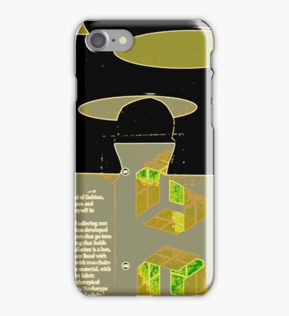 into the limelight iPhone Case/Skin