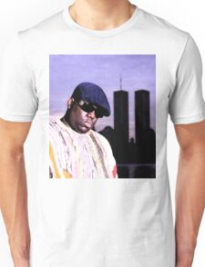 The Notorious BIG World Trade Center Biggie Smalls Twin Towers Unisex T-Shirt