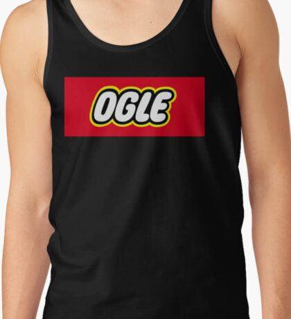 The Anagram Tank Top