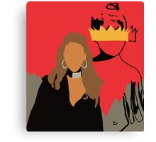 Rihanna Anti Canvas Print