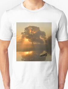 Tree on Fire Unisex T-Shirt