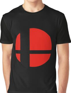 Super Smash Brothers logo Graphic T-Shirt