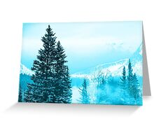 Winter Adventures Greeting Card