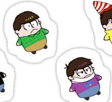 Thos Beans Sticker