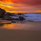 Tamarama Sunrise by Toni McPherson