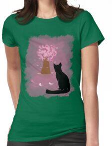 Cherries! Womens Fitted T-Shirt