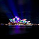 Vivid Sydney 2016 by Toni McPherson