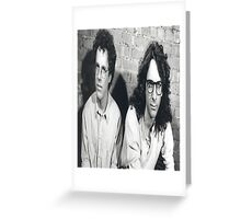 Coen Brothers Greeting Card