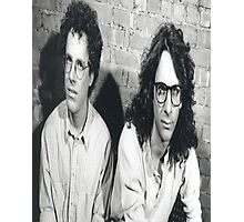 Coen Brothers Photographic Print