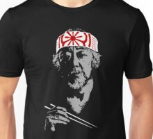 Only the Old One could teach him the secrets of the masters. Unisex T-Shirt