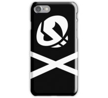 pokemon team skull and cross bones iPhone Case/Skin
