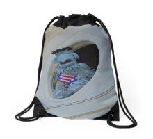 A Salute to America Drawstring Bag