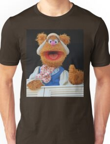 A Ben Franklin Bear Unisex T-Shirt