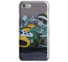 INDY JIMMY iPhone Case/Skin