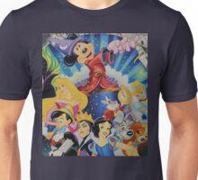 Walt Character Creation Unisex T-Shirt