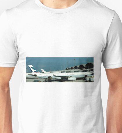 Cathay Pacific   Hong Kong Unisex T-Shirt