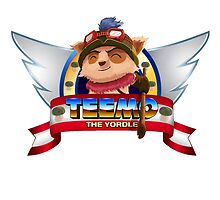 Teemo The Yordle by GALD-Store