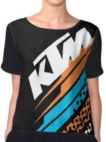 KTM Racing II Chiffon Top