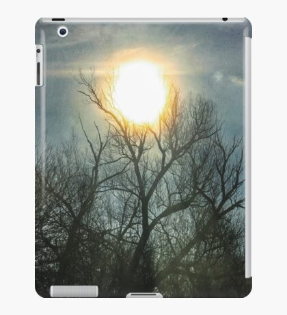 Tree topper iPad Case/Skin