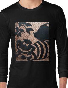 Cheshire Cat Long Sleeve T-Shirt