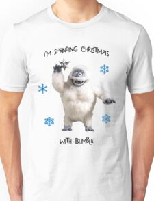 Bumble for Christmas Unisex T-Shirt