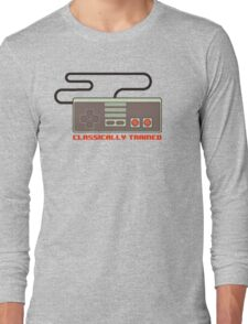 Nintendo Classically Trained Long Sleeve T-Shirt