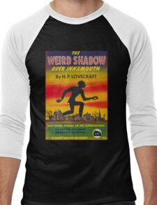 HP LOVECRAFT INNSMOUTH  Men's Baseball ¾ T-Shirt