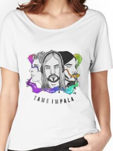 Tame Impala - See No Evil, Hear No Evil, Speak No Evil Women's Relaxed Fit T-Shirt