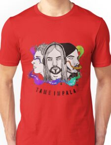 Tame Impala - See No Evil, Hear No Evil, Speak No Evil Unisex T-Shirt