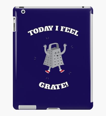 Feel Grate! iPad Case/Skin