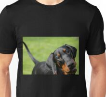 Mr Darcys Goofy Grin Unisex T-Shirt