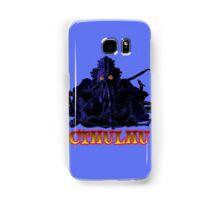 CTHULHU BLUE HP LOVECRAFT Samsung Galaxy Case/Skin