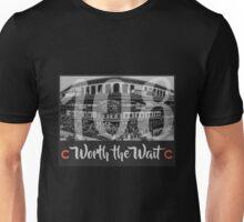 Cubs 108 - Worth the Wait Unisex T-Shirt