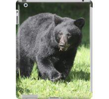 Boo Our Neighborhood Bear iPad Case/Skin