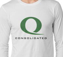 Q queen arrow #1 Long Sleeve T-Shirt