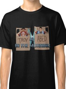 Troy And Abed In Space Classic T-Shirt