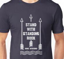 Rock shirt, Standing rock Unisex T-Shirt