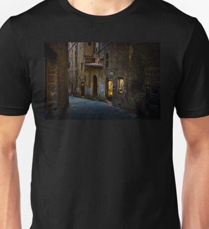 Streets of Siena Unisex T-Shirt