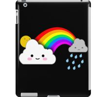 Super Cute Clouds and Rainbow iPad Case/Skin