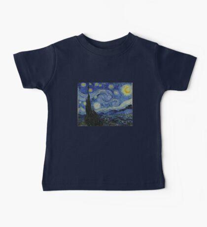 Starry Night (Vincent van Gogh) Baby Tee