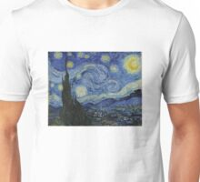 Starry Night (Vincent van Gogh) Unisex T-Shirt
